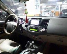 Bán Toyota Fortuner sản xuất 2013, màu đen chính chủ giá 700 triệu tại Tp.HCM