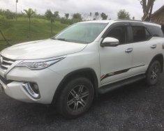 Bán xe Toyota Fortuner đời 2017, màu trắng, nhập khẩu giá 1 tỷ 45 tr tại Tp.HCM