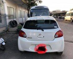 Mình cần bán lại xe Mitsubishi Mirage Đk 8/2017, số tự động, bọc ghế, lót sàn, camera, cảm biến đầy đủ giá 310 triệu tại Tp.HCM