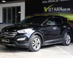 Bán Hyundai Santa Fe 4WD 2.4AT đời 2015, màu đen giá 908 triệu tại Tp.HCM
