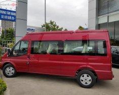 Bán Ford Transit sản xuất năm 2018, màu đỏ giá 750 triệu tại Hà Nội