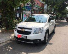 Cần bán gấp Chevrolet Orlando LTZ năm 2012, màu trắng   giá 410 triệu tại Tp.HCM
