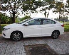 Cần bán xe Honda City năm 2018, màu trắng, xe nhập, giá chỉ 599 triệu giá 599 triệu tại Tp.HCM