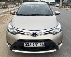 Bán xe Vios G AT 2016 chính chủ gia đình đi nên còn rất mới giá 508 triệu tại Hà Nội