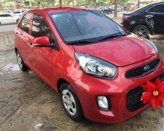 Bán Kia Morning Van 2015 màu đỏ, xe nhập mới giá 295 triệu tại Hà Nội