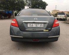 Bán Nissan Teana 2010, màu xám, nhập khẩu nguyên chiếc giá 458 triệu tại Hà Nội