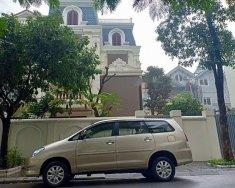 Cần bán gấp Toyota Innova 2.0G đời 2009, chính chủ, giá 396tr giá 396 triệu tại Hà Nội