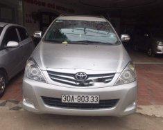 Cần bán gấp Toyota Innova đời 2010, màu bạc, giá chỉ 465 triệu giá 465 triệu tại Hà Nội