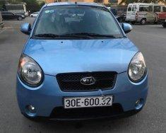 Cần bán gấp Kia Morning SLX 1.0 AT đời 2008, màu xanh lam, nhập khẩu Hàn Quốc   giá 227 triệu tại Hà Nội