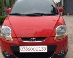 Bán Daewoo Matiz đời 2007, màu đỏ, xe nhập giá 120 triệu tại Thái Nguyên