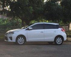 Bán xe Toyota Yaris sản xuất 2017, màu trắng, xe nhập giá cạnh tranh giá 680 triệu tại Tp.HCM