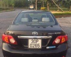 Bán xe cũ Toyota Corolla altis năm 2009 giá 405 triệu tại Hà Nội