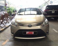 Toyota Vios, sản xuất năm 2016, màu bạc giá 540 triệu tại Tp.HCM
