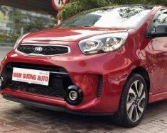 Cần bán xe Kia Morning AT sản xuất 2017, màu đỏ giá 385 triệu tại Hà Nội