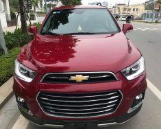 Bán xe Chevrolet Captiva Revv năm 2016, màu đỏ giá 715 triệu tại Hà Nội