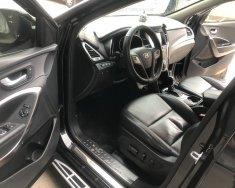 Bán Hyundai Santafe 4WD 2.4AT máy xăng màu đen VIP số tự động 2 cầu sản xuất 2015 giá 908 triệu tại Tp.HCM