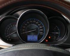 Bán Toyota Vios E 1.5MT màu bạc số sàn sản xuất 2016 biển Sài Gòn đi 63000km giá 466 triệu tại Tp.HCM