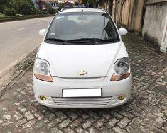 Cần bán xe Chevrolet Spark LT 0.8 MT đời 2010, màu trắng. Hàng tuyển giá 135 triệu tại Hà Nội