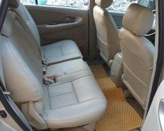 Cần bán chiếc xe Toyota Innova E cuối 2014 màu vàng cát giá 535 triệu tại Hà Nội