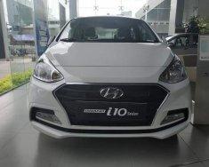 Bán Hyundai Grand i10 2018, màu trắng giá 355 triệu tại Tp.HCM
