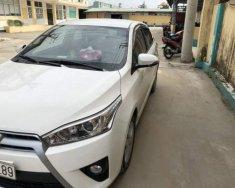 Bán ô tô Toyota Yaris G sản xuất 2016, màu trắng, nhập khẩu giá 588 triệu tại Tp.HCM
