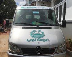 Cần bán lại xe Mercedes 311 CDI 2.2L đời 2007, màu bạc, 245tr giá 245 triệu tại Đắk Lắk