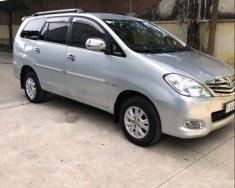 Cần bán gấp Toyota Innova 2009, màu bạc, giá tốt giá 355 triệu tại Tp.HCM