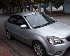 Bán Kia Rio sản xuất năm 2010, màu bạc, nhập khẩu giá 220 triệu tại Hà Nội
