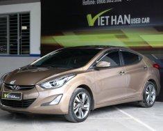 Cần bán xe Hyundai Elantra GLS 1.8AT năm 2015, màu nâu, nhập khẩu nguyên chiếc, 558 triệu giá 558 triệu tại Tp.HCM