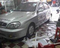 Cần bán xe Daewoo Lanos sản xuất 2001, màu bạc, nhập khẩu giá 95 triệu tại Tp.HCM