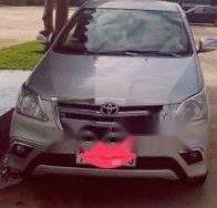 Bán Toyota Innova 2.0 MT sản xuất 2010, màu bạc, giá chỉ 420 triệu giá 420 triệu tại Bình Định