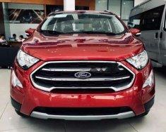 Bán ô tô Ford EcoSport 1.5Titanium sản xuất 2018, màu đỏ, 150tr giá Giá thỏa thuận tại Kiên Giang