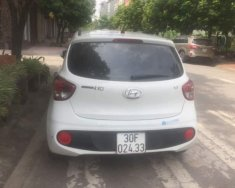 Bán Hyundai Grand i10 AT đời 2018, màu trắng chính chủ, 435 triệu giá 435 triệu tại Hà Nội