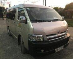 Cần bán lại xe Toyota Hiace sản xuất năm 2006, xe chuyên chạy hợp đồng 1 chủ từ đầu mua từ mới giá 245 triệu tại Đồng Nai