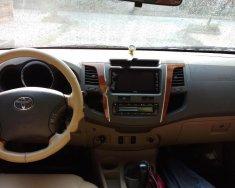 Cần bán xe Fortuner 2.7V 2009 màu ghi xám, dẫn động 4 bánh giá 495 triệu tại Hà Nội