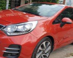 Bán Kia Rio 1.4 nhập khẩu số tự động, model 2016 sx T12/2015, màu đỏ mới 90% giá 475 triệu tại Tp.HCM