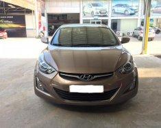 Bán Hyundai Elantra 1.8AT 2015, màu nâu, giá TL, hỗ trợ trả góp giá 558 triệu tại Tp.HCM