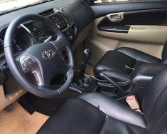 Cần bán Toyota Fortuner 2.5MT sản xuất 2015, máy dầu, chính chủ đi ít, giữ gìn bảo dưỡng định kì giá 825 triệu tại Hà Nội