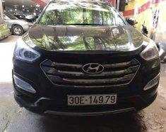 Cần bán lại xe Hyundai Santa Fe năm sản xuất 2012, màu đen, xe nhập chính chủ, giá chỉ 780 triệu giá 780 triệu tại Hà Nội