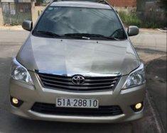 Cần bán xe Toyota Innova 2.0G năm sản xuất 2012 như mới giá 465 triệu tại Tp.HCM
