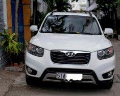 Cần bán Hyundai Santa Fe máy dầu 2.0, xe nhập Hàn Quốc, ĐKLĐ 3/2012, form mới mâm bông mai giá 740 triệu tại Tp.HCM