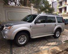 Cần bán xe Ford Everest 4x2 sản xuất năm 2009, màu bạc   giá 470 triệu tại Gia Lai