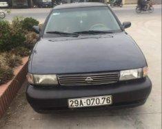 Cần bán gấp Nissan Sunny 1993, màu đen, nhập khẩu nguyên chiếc giá 38 triệu tại Hà Nội