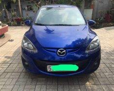 Bán Mazda 2 năm sản xuất 2012, màu xanh lam, số sàn giá 342 triệu tại Bình Dương