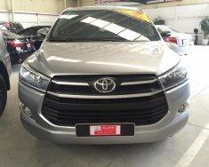 Cần bán xe Toyota Innova 2.0E sản xuất năm 2016, màu bạc, 720 triệu giá 720 triệu tại Tp.HCM