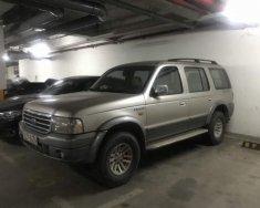 Bán Ford Everest sản xuất 2005, màu bạc, giá chỉ 270 triệu giá 270 triệu tại Tp.HCM