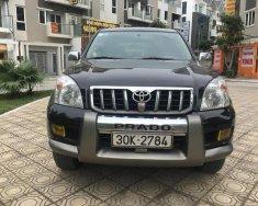 Bán ô tô Toyota Prado GX 2008, màu đen, xe nhập giá 750 triệu tại Hà Nội