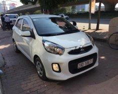 Cần bán gấp Kia Morning Van đời 2016, màu trắng, xe đẹp giá 318 triệu tại Hà Nội
