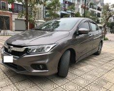 Cần bán xe Honda City Top 1.5AT 2017, màu xám (ghi) giá 590 triệu tại Hà Nội