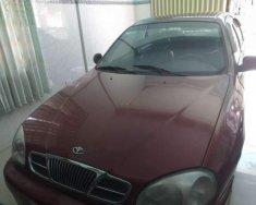 Cần bán lại xe Daewoo Lanos 2000, màu đỏ, 63tr  giá 63 triệu tại Bình Dương